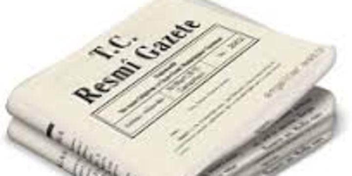 Uluslararası İşgücü Kanunu, Resmi Gazete