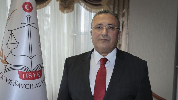 Mehmet Yılmaz'dan 'HSYK'nın görev ve yetkileri' açıklaması