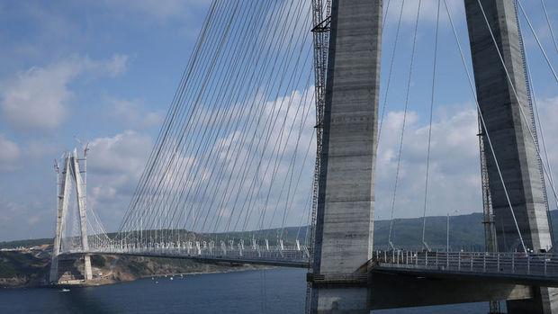 3.Köprü'nün geçiş ücreti belli oldu