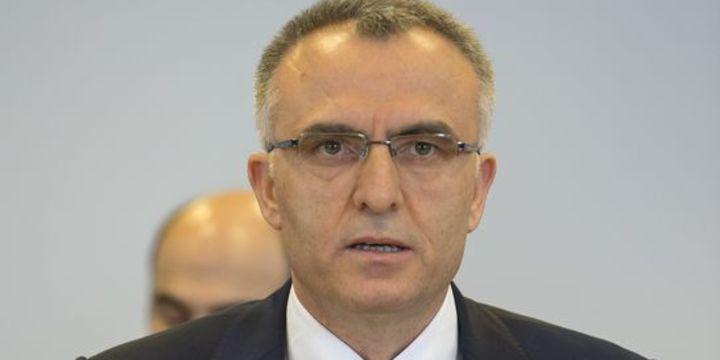 Ağbal:Özel bütçeli idare istemeden ÖYK özelleştirme yapamayacak