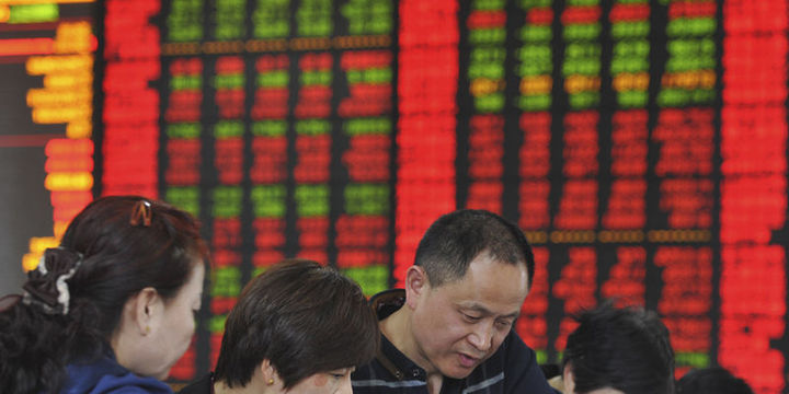 Çin hisseleri 7 ayın zirvesine tırmandı