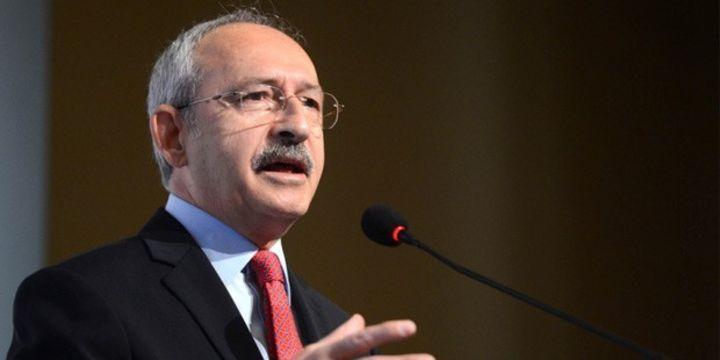 Kılıçdaroğlu, Dışişleri Bakanı Çavuşoğlu ile görüşecek