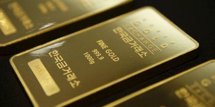 """Altın """"Fed"""" beklentisinin zayıflaması ile yükseldi"""
