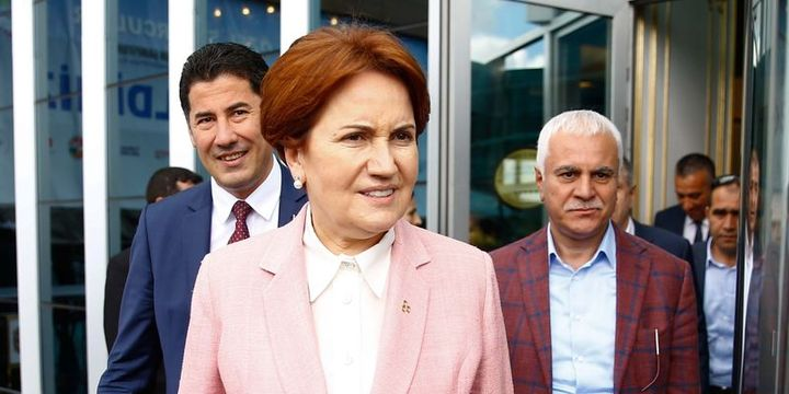 MHP, Akşener ve Çağrı Heyetini disipline sevk etti