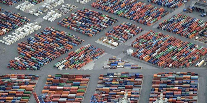 Euro Bölgesi 29,2 milyar euro dış ticaret fazlası verdi