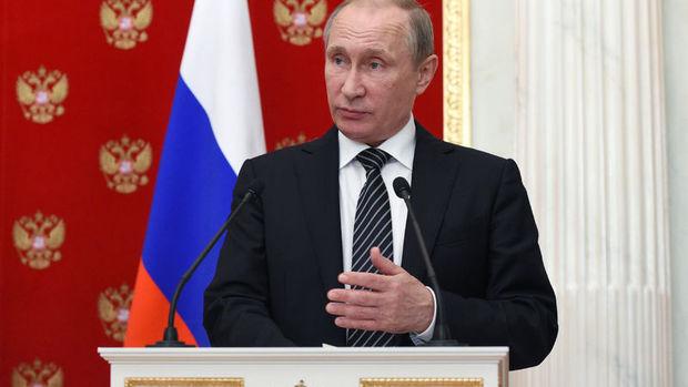 Putin: Türkiye ile ilişkilerimizi yeniden kurmak için samimi şekilde gayret ediyoruz