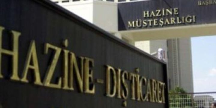 Hazine piyasaya 1,86 milyar lira borçlandı