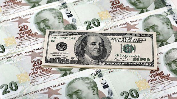 Dolar/TL ABD verileri ardından 2.93'ün altında seyrediyor