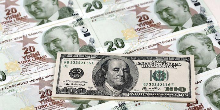Dolar/TL ABD verileri ardından 2.93