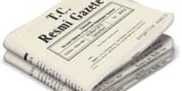 Bazı alacakların yeniden yapılandırılmasına ilişkin kanun Resmi Gazete