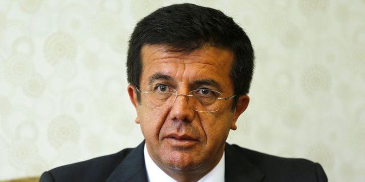 Zeybekci: Türkiye'ye getirmek için konuştuğumuz yatırımların toplam rakamı da 8 milyar dolar civarı