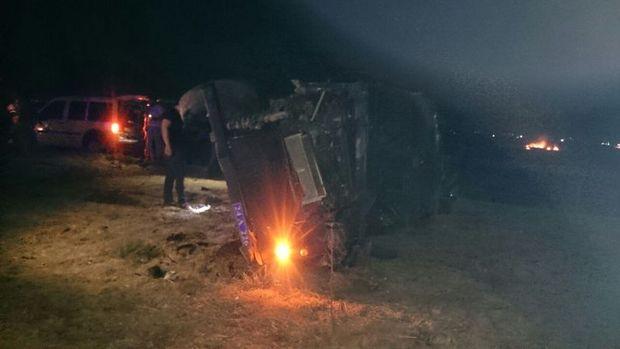 Şanlıurfa'da terör saldırısı: 1 polis şehit, 3 polis yaralı