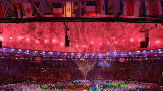 Türkiye Rio Olimpiyatları'nı 41. sırada tamamladı