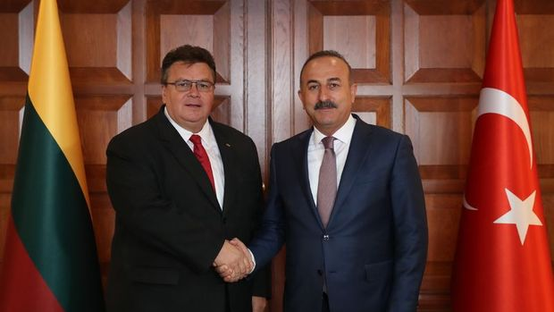 Çavuşoğlu: Sınırımızın DAEŞ'ten temizlenmesi gerekiyor