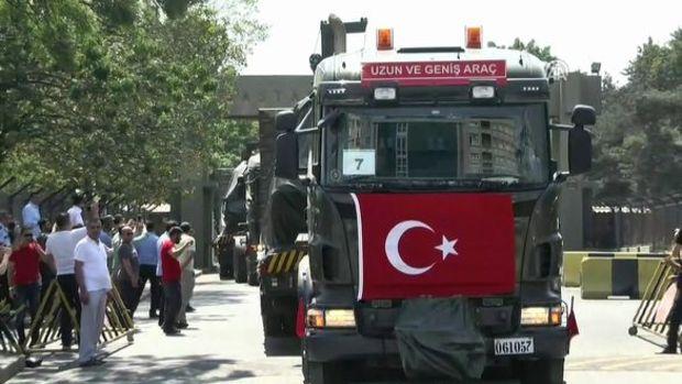 İstanbul'daki 66. Mekanize Piyade Tugay Komutanlığı Tekirdağ'a taşınıyor