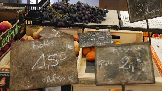 Fransa'da meyve-sebze fiyatlarında rekor artış