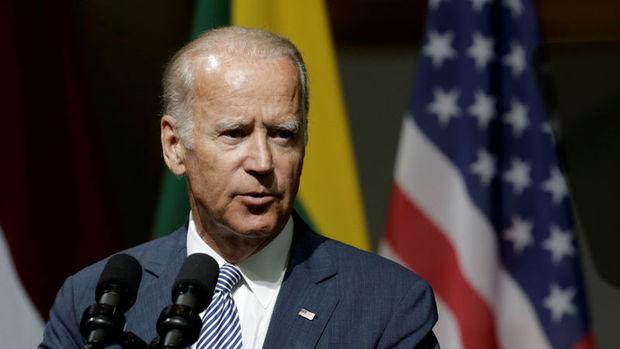 ABD'nin iki numarası Joe Biden Ankara'ya geldi