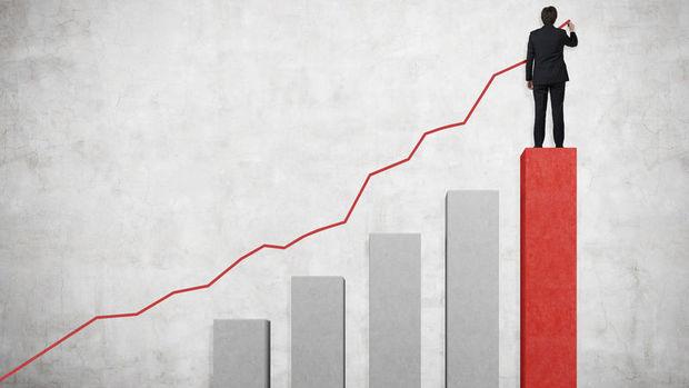 TCMB: Finansal hizmetler güven endeksi Ağustos'ta yükseldi