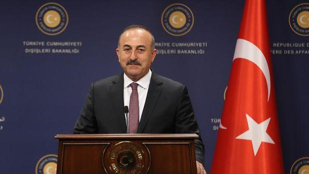 Çavuşoğlu: Teröristbaşı Gülen'in iadesi basit bir adli yardımlaşma konusu değil