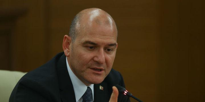 İçişleri Bakanı Soylu: Benim için de sürpriz oldu