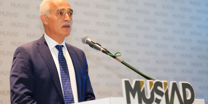 MÜSİAD/Olpak: Teşvik paketi terörün kaybettirdiklerini geri kazandıracak
