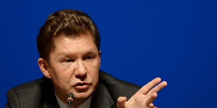Gazprom/Miller: Doğalgaz isteyen Türkiye
