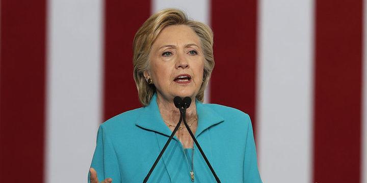 Clinton: Başkanlar ve başkan adayları Fed hakkında yorum yapmamalı
