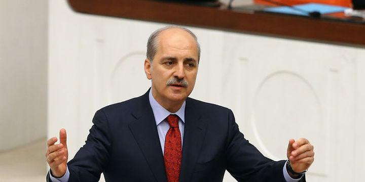 Kurtulmuş: Türkiye, darbe girişiminin ardında Amerikalı yetkililer var demedi