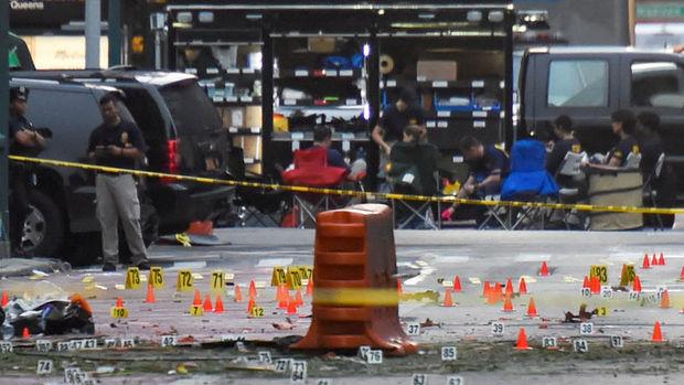 New York'taki patlamanın sebebi bomba