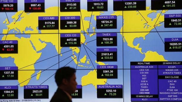 Gelişen ülke borsaları Fed beklentisiyle yükselişte