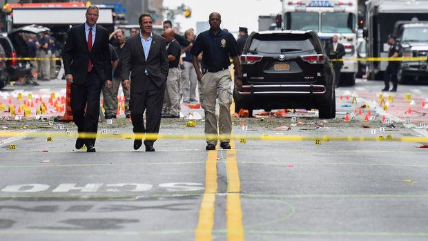 Patlama ve şüpheli paketlerin ardından New York'ta güvenlik önemleri arttı