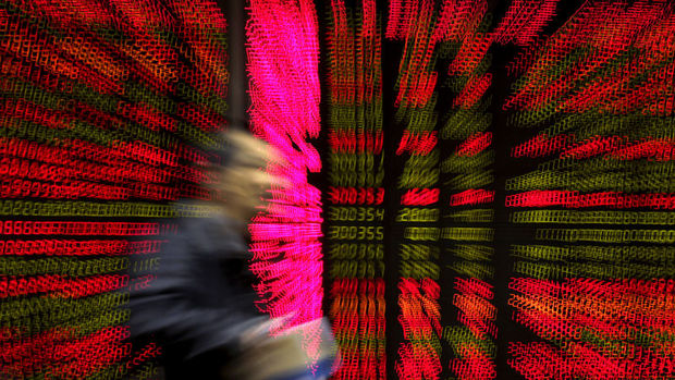 Gelişen piyasalarda volatilite 2 ayın zirvesine yakın