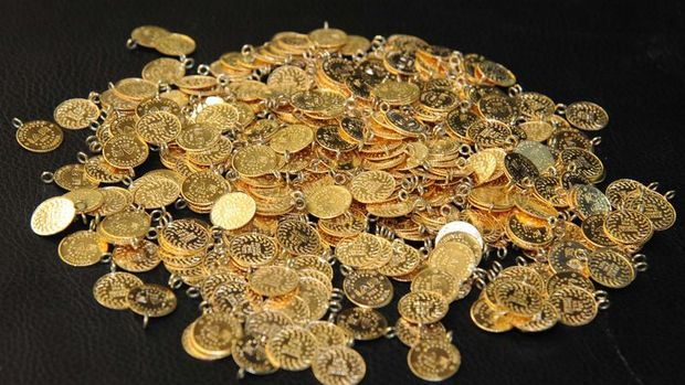Altının gram fiyatı 126 liranın üzerinde