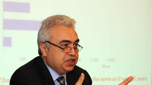 UEA/Birol: Türkiye düşük petrol fiyatlarından yararlanmaya devam edecek