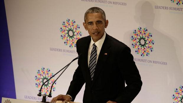 Obama'dan mültecilere 650 milyon dolarlık yatırım vaadi