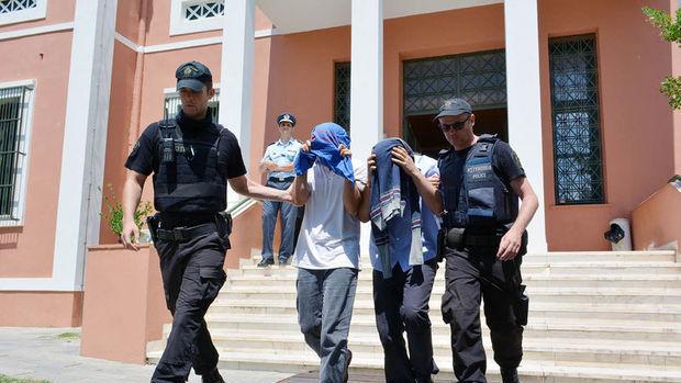 Yunanistan'a kaçan 3 darbeci askerin sığınma talebi reddedildi
