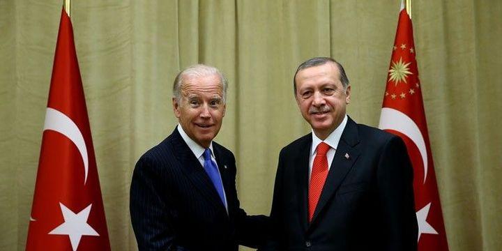 Cumhurbaşkanı Erdoğan Biden