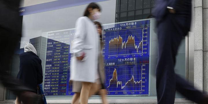 """Asya hisseleri """"Fed"""" sonrası ralli yaptı"""