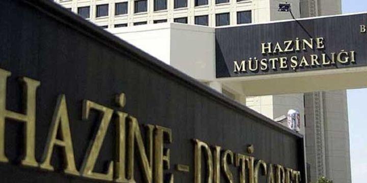 Hazine 6 milyar 442 milyon lira borçlandı