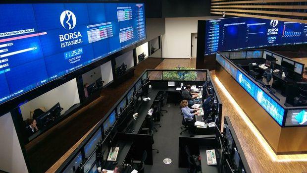 Borsa Moody's sonrası %3.8 düşüşle kapandı
