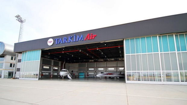 Tarkim Havacılık'ın hangarlarına operasyon