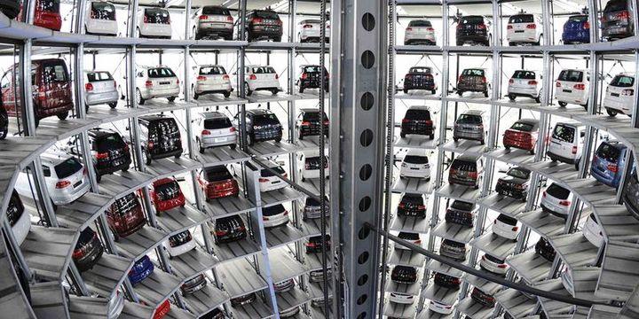 Avrupa otomotiv pazarı yüzde 8,5 büyüdü