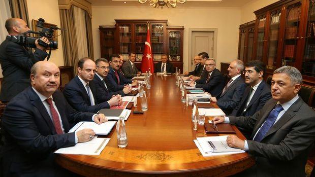 Ekonomi Koordinasyon Kurulu'nda OVP görüşüldü