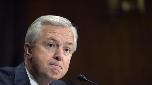 Wells Fargo CEO Stumpf'a büyük ceza