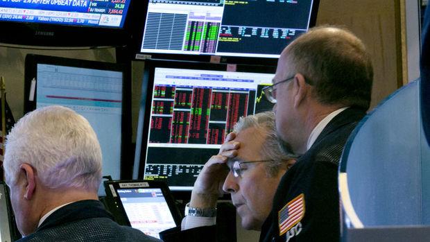 Küresel piyasalar azalan