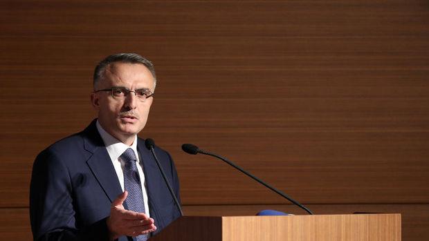 Ağbal: Çekirdek enflasyondaki düşüş faiz indirim kararlarını destekliyor