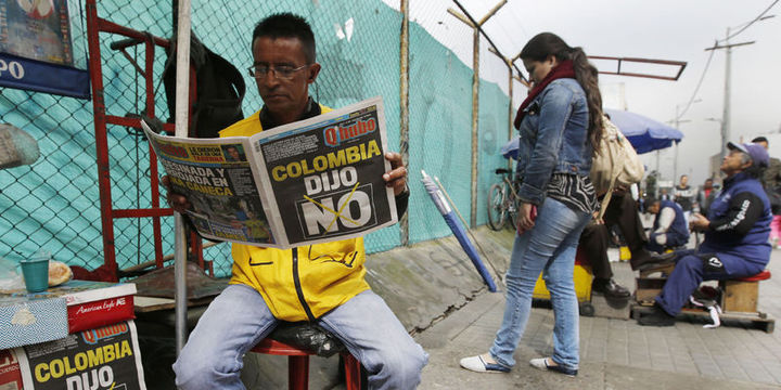 Kolombiya FARC ile barış süreci için muhalefetle diyalog başlatıyor