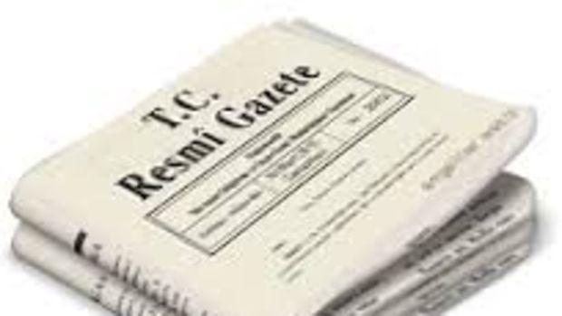 Harçlar Kanunundaki değişiklikler Resmi Gazete'de