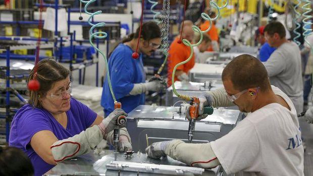 ABD'de fabrika siparişleri Ağustos'ta düşüş beklentisine karşılık arttı
