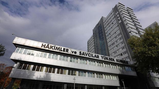 HSYK 66 hakim ve savcıyı daha ihraç etti